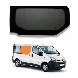 Fenêtre lateral avant gauche Renault Trafic II