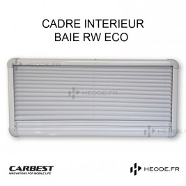 cadre interieur baie carbest RW ECO fourgon aménagé citroen jumpy