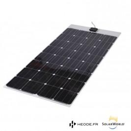 Panneau solaire souple camping car 100W