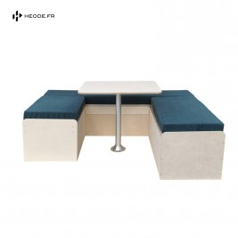kit lit table fourgon aménagé confortable ford custom
